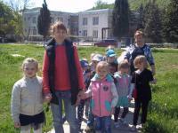 Экскурсия в  поселковую библиотеку