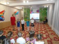 """Отчет о проведении мероприятий """"Крымская Весна"""""""